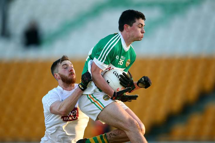 McNamee and Offaly 'ready for action'
