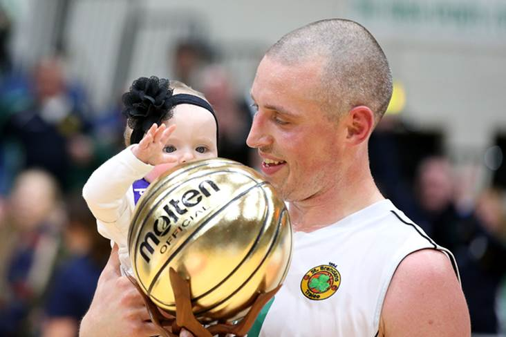 Donaghy to continue basketball commitments