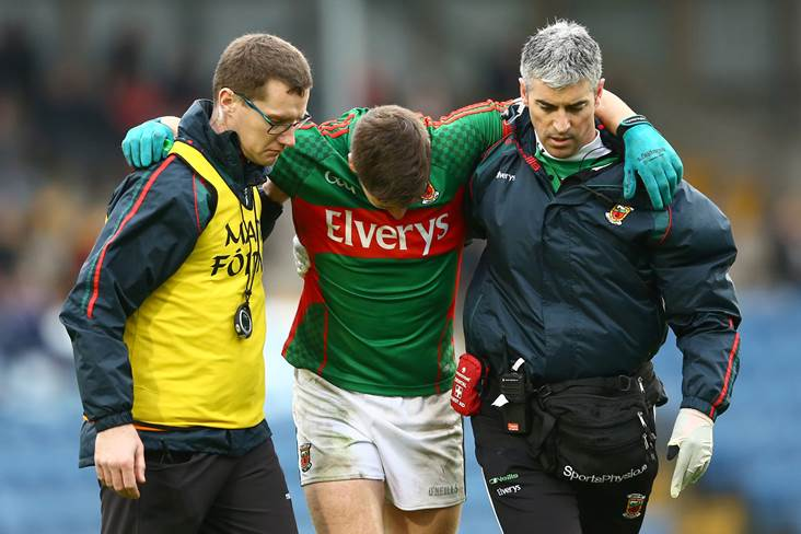 Team news: Mayo make two enforced changes