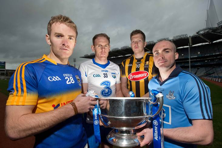 Allianz HL previews: Dubs head for Thurles