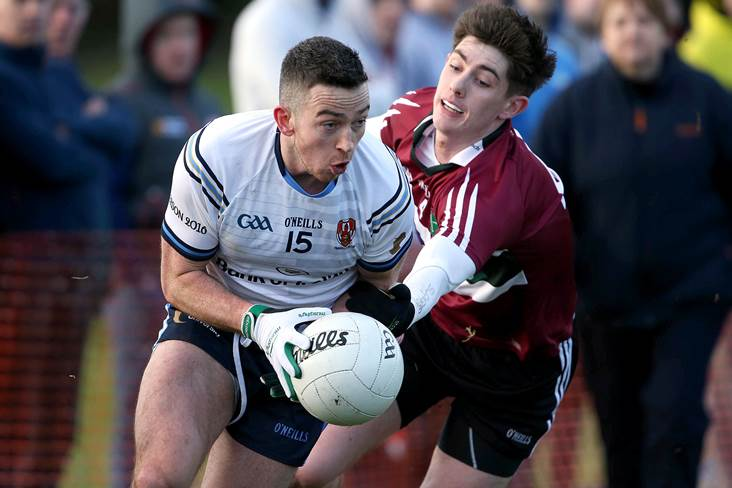 Sigerson Cup: UUJ qualify for last four