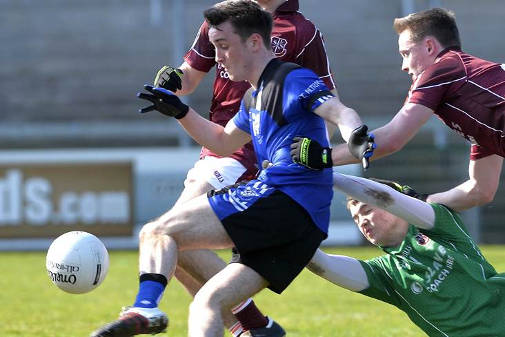 Ulster club MFC: Cross' dethroned by Kilrea