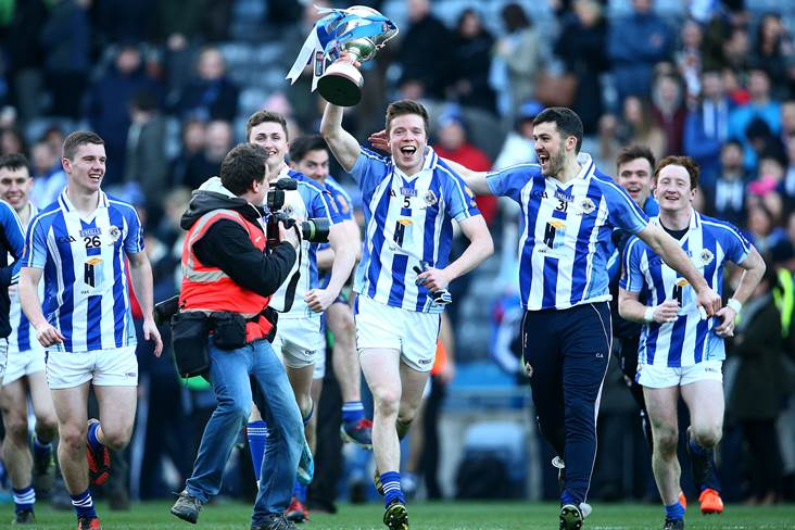 McDaid and 'Boden focussed on Olaf's