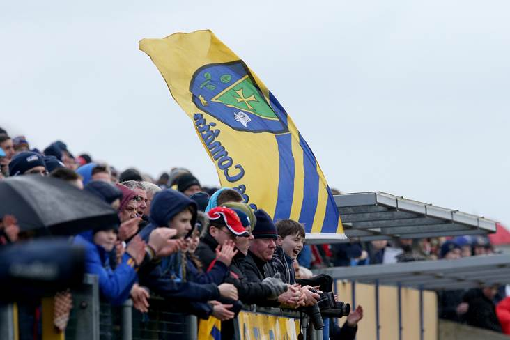Roscommon IFC winners facing hectic weekend