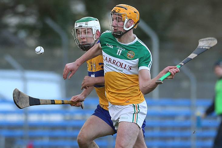 Offaly sweat over skipper