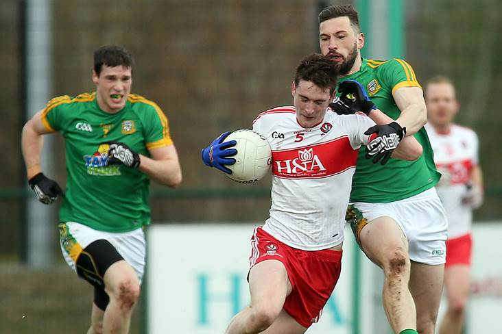 Nine players quit Derry panel