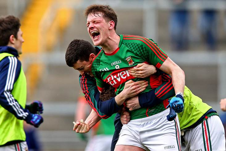 Team news: Mayo U21s show five survivors