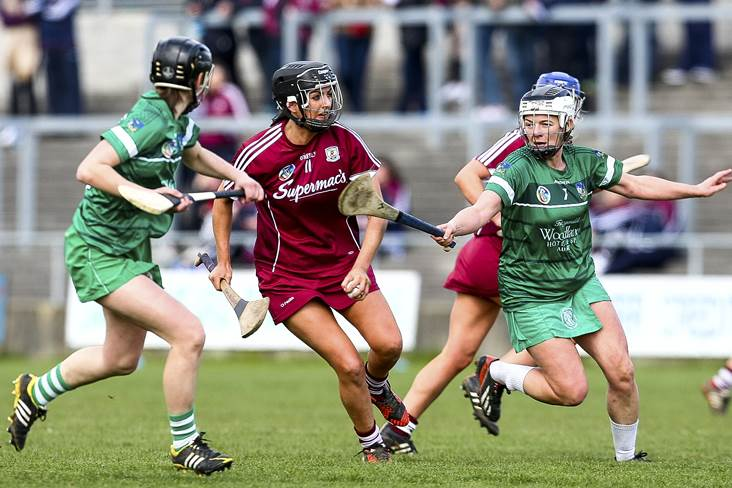 Camogie: Galway through to Division 1 final