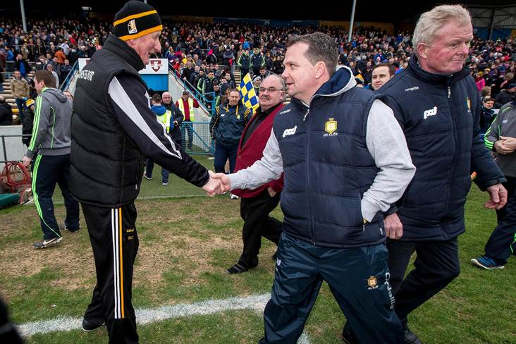 Walsh Cup: Cats to face Wexford in semi as Offaly avoid shock loss