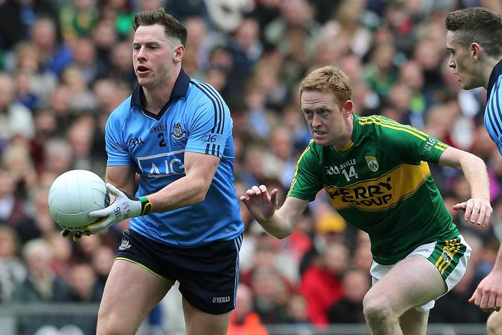 I don't know what he's talking about - Philly McMahon on Fitzmaurice's claims