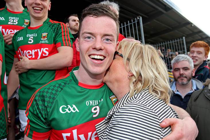 Twitter reacts to a memorable day for Mayo football