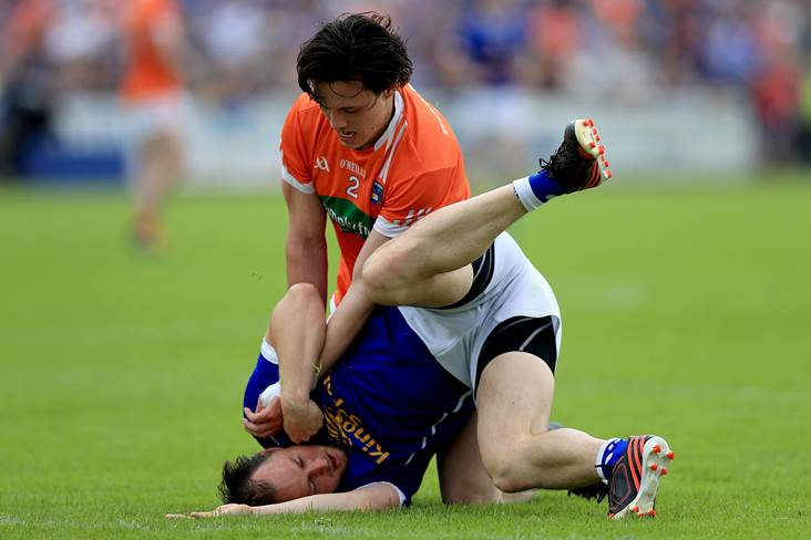 Mackey: Seanie's Kildare switch was