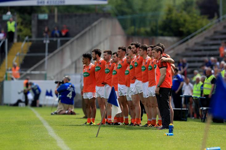 Kernan urges Armagh to seize second chance