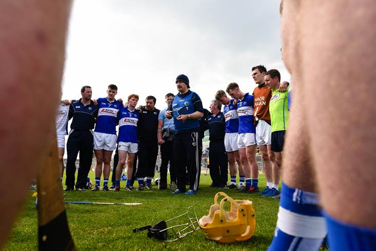 Departing 'Cheddar' pens open letter to Laois hurlers