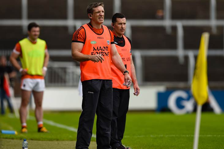 Orchard must take their chances, accepts McGeeney
