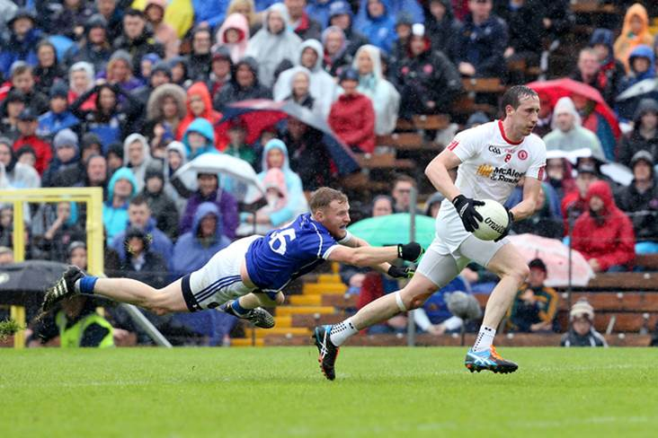 Six-day turnaround for Tyrone or Cavan; seven for Donegal or Monaghan