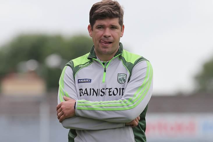 Pundits don't do Kerry any favours, says Fitzmaurice