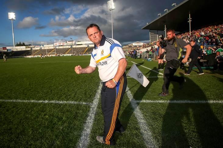 Should Davy Fitz walk away? Henry Shefflin says yes