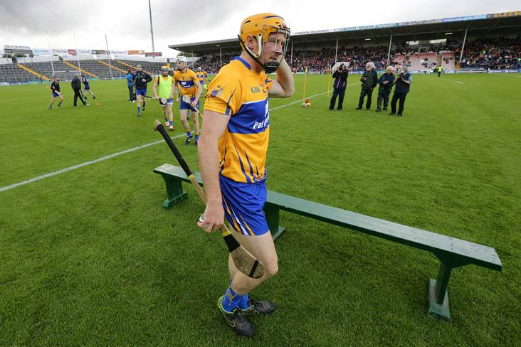 O'Connor - 'Clare's Munster senior hurling championship record irks us'