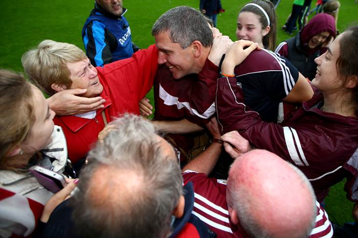 Galway managers ratified for three more years