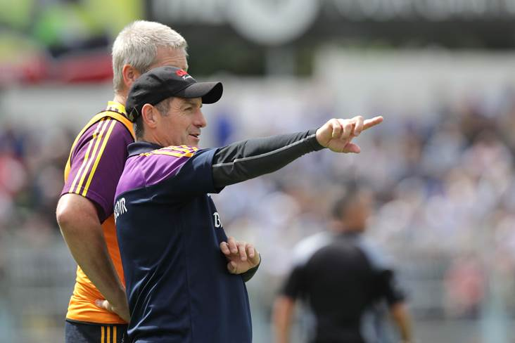 Ex-Wexford boss Dunne takes over Dublin side
