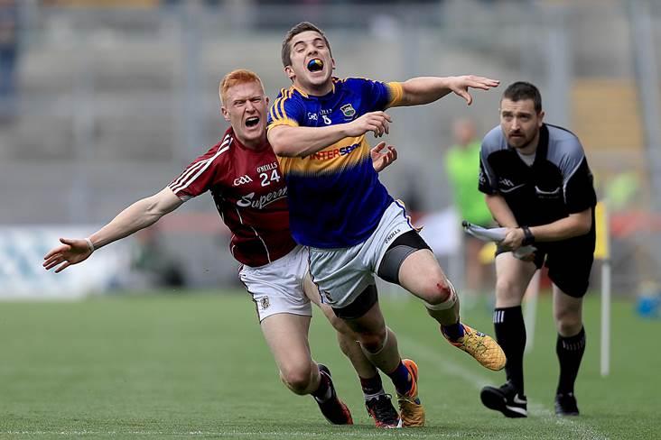 McGuinness: Kiely black card
