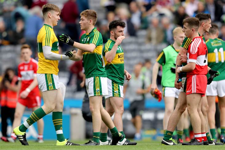 Team news: Kerry minors make two changes in attack