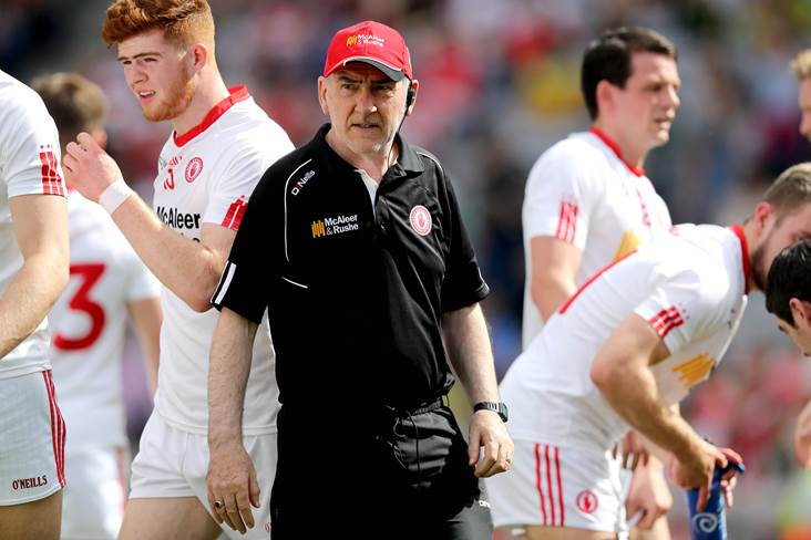 Harte: Tyrone have gained valuable experience