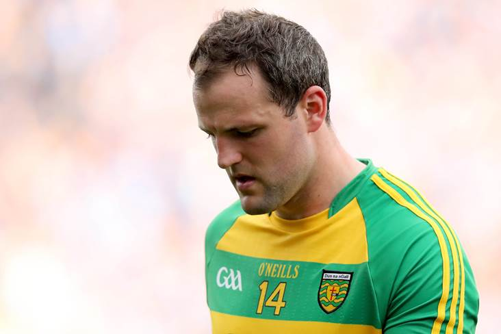 Donegal captain back at college
