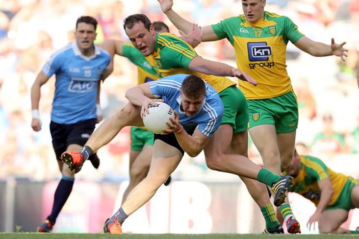 Team news: Dublin make four changes