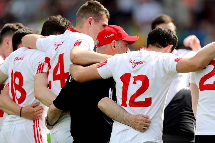Red Hands refusal to give Harte an extra year blasted by ÓSé