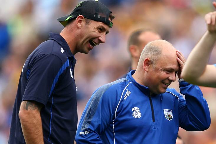 Dan Shanahan 'attacked' at a funeral over Deise team selection!