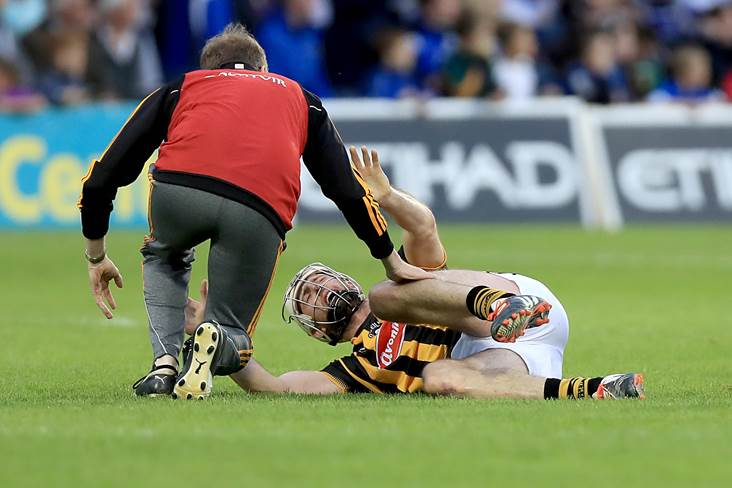 Cody laments Fennelly loss