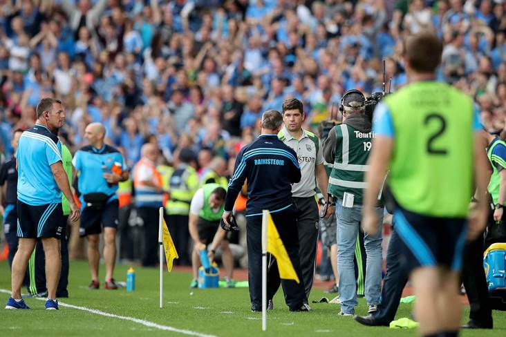 Fitzmaurice gives credit to the Dubs