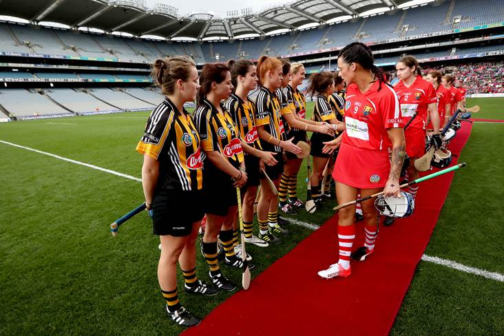 Shortlist announced for Camogie Player of the Year 2016