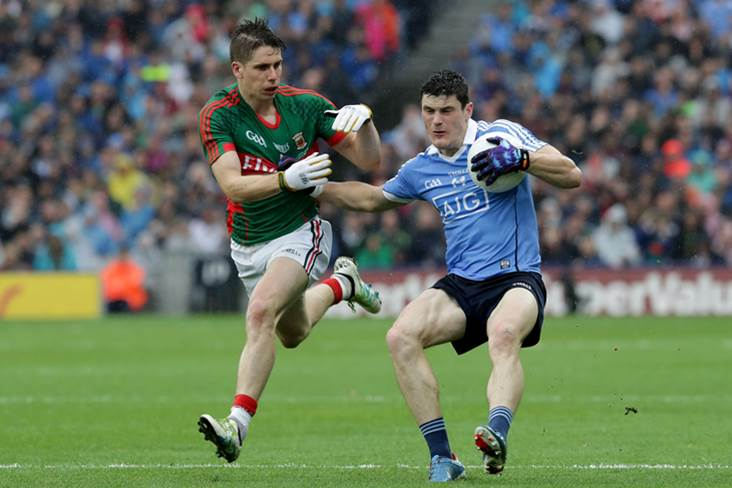 Cafferkey: I think Keegan v Connolly is fantastic