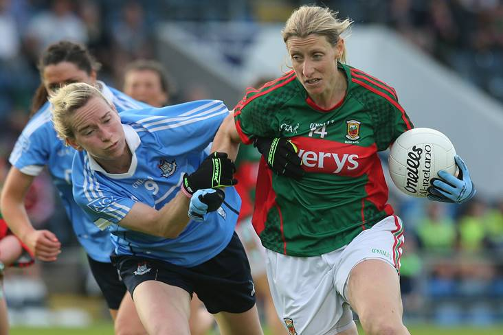 First ever ladies league match confirmed for Croker