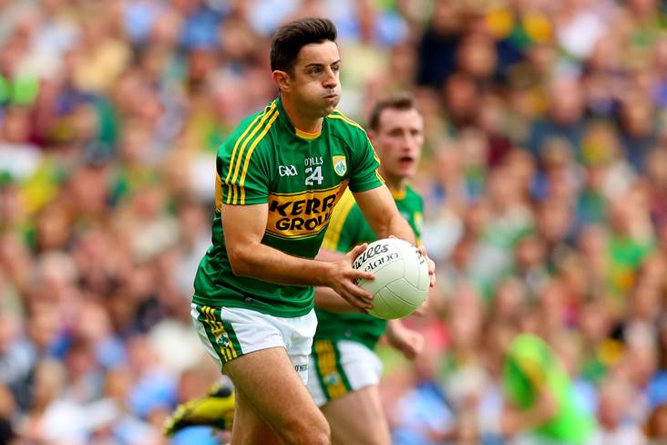 O'Mahony wouldn't stand in the way of new Kerry talent