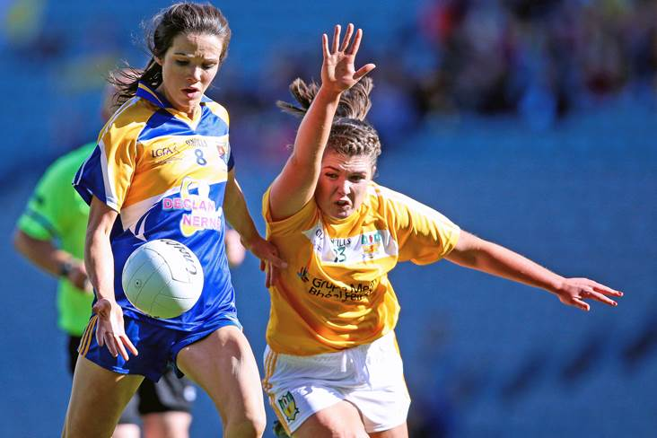 All-Ireland Ladies JFC final: Longford stage remarkable comeback to beat Antrim