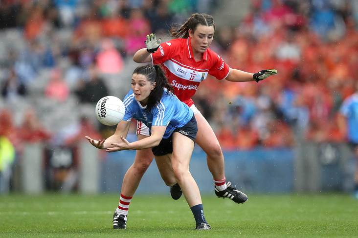 All-Ireland Ladies SFC final: Rebelettes hold off Jackies to make it six-in-a-row