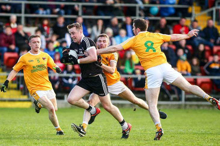 Down SFC: No stopping Kilcoo's drive for five