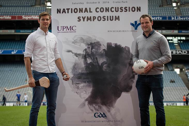 Leading medical and sporting experts to discuss concussion treatment