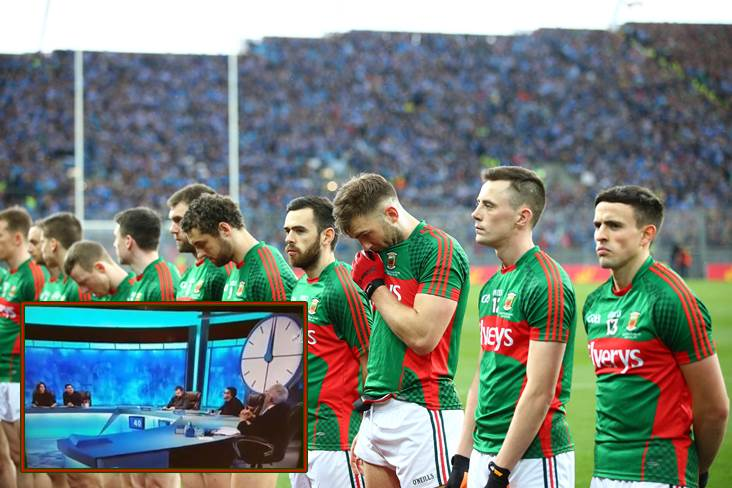 Watch: 'The Countdown is on for Mayo'
