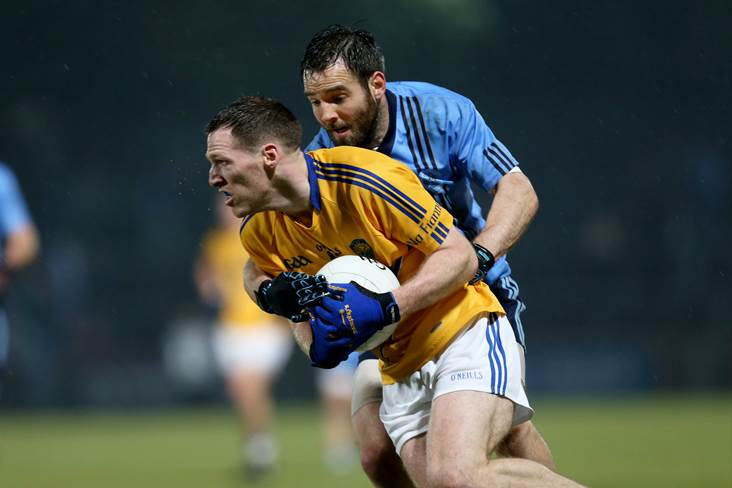 Meenan 'punched' after Killyclogher win