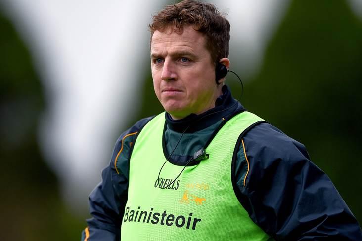 Kellaghan looking forward to massive challenge