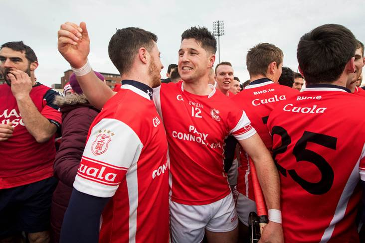 Treacy relieved misses didn't come back to haunt Cuala