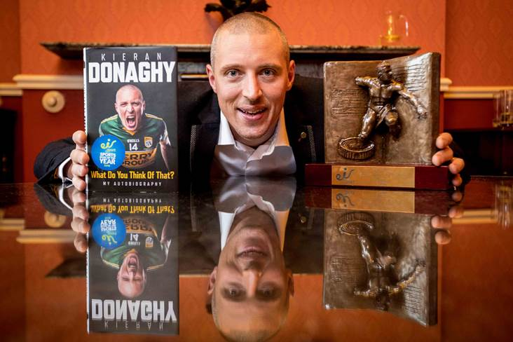 'What Do You Think of That' wins eir Sport Sports Book of The Year
