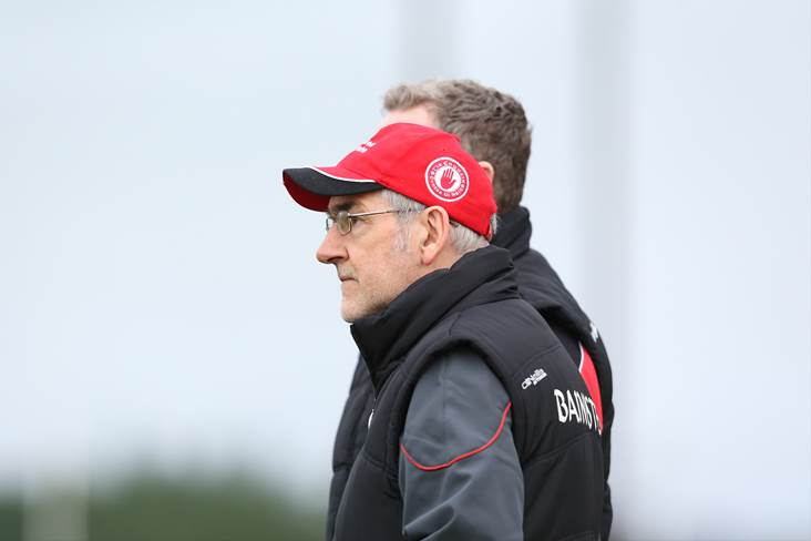 Harte clinging onto six-in-a-row hope