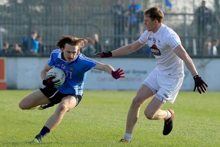 O'Byrne Cup: Dublin rookies finish with a flourish