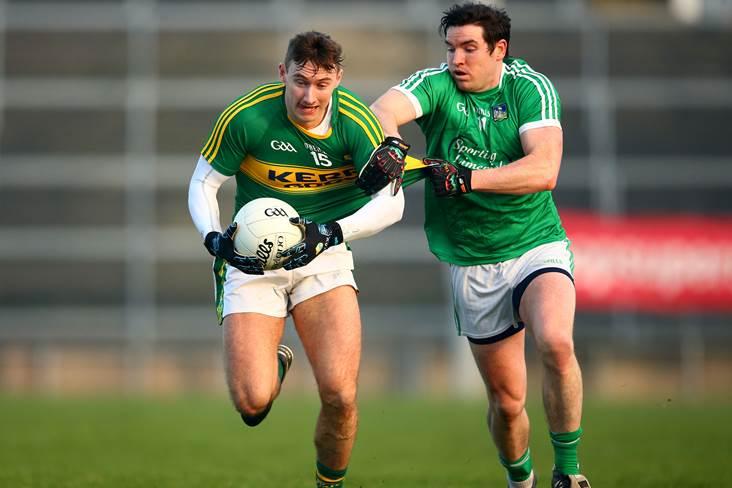 O'Donoghue injury gives Kingdom the blues